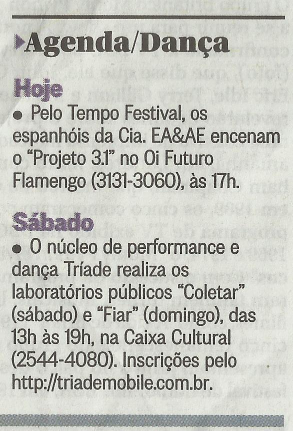 o-globo-seg-caderno-agenda-teatro-e-danc%cc%a7a-20-11-2013